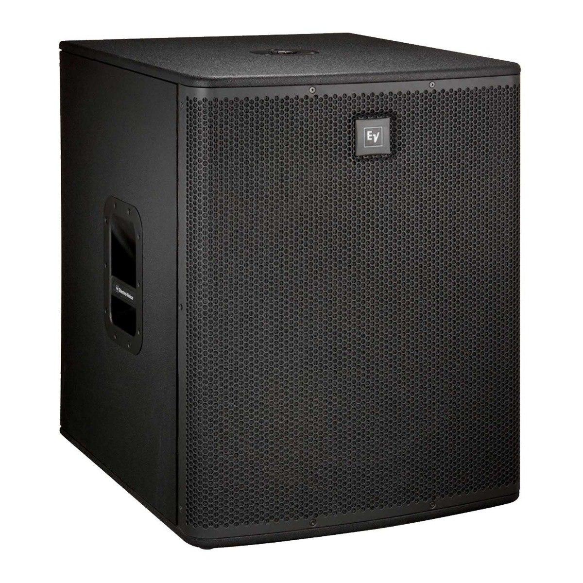 subwoofer activo electro voice elx 118p vm import sac vm import sac. Black Bedroom Furniture Sets. Home Design Ideas